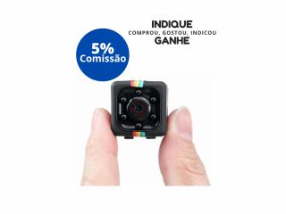 Mini Câmera com Visão Noturna
