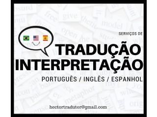 Tradução Técnica, Português, Inglês e Espanhol