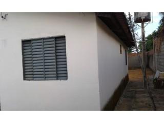 Casa na cidade de Goiás Velho