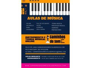 Caminhos do Som Escola de Música