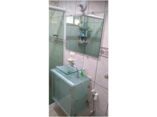 Gabinetes em Vidro Temperado para Banheiro