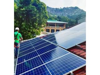 Sistema de energia solar (Fotovoltaico)