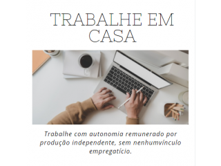 Trabalhe home office