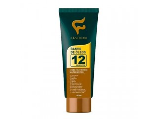 Creme para Pentear 12 Benefícios Fashion 380ml