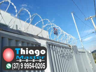 Cerca Perfurante em Itaúna Thiago Master (37) 9 9954-0205