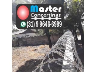 Master Concertinas - Cerca Concertina em Betim-MG