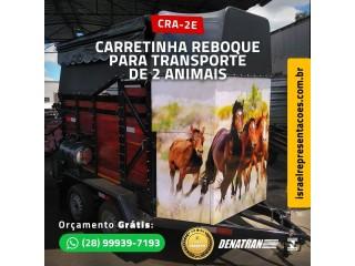 Carretas Reboque Veiculos Animais Frete Gratis São Paulo