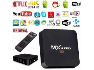 Tv box mxq pro 4k 64gb
