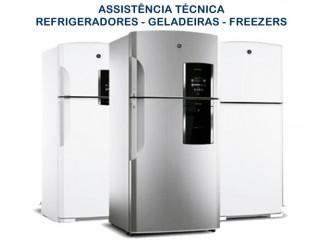 Assistência Técnica Geladeira Freezer São José dos Campos