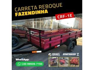 Carretinhas Carretas Reboque Frete Minas Gerais
