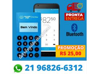 MÁQUINA DE CARTÃO POINT BLUE BLUETOOTH (ACENDE VISOR)