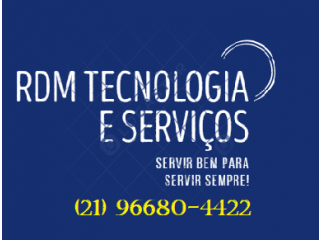 Assistência Técnica Especializada - Atendemos todo o RJ!!