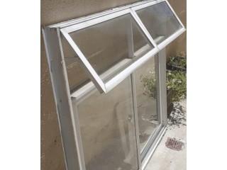 Vendo janela de vidro
