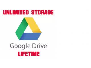 Google drive com este espaço ilimitado