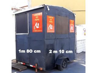 VENDO TRAILER 2/10 cm POR 1/80 cm,
