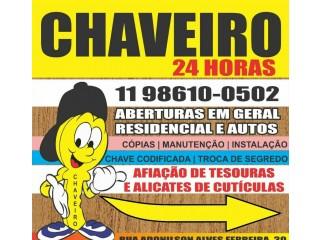 Chaveiro barueri e imediações Chaveiro Valmir Automotivos e Residêncial
