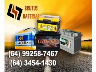 Baterias para Carros e Motos