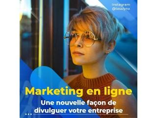 Marketing digital france