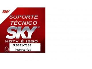 Tecnico de Tv a Cabo Sky.