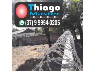 CERCA CONCERTINA DIVINÓPOLIS - THIAGO MASTER (37) 9 99540205