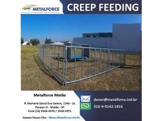 Creep feeding movel