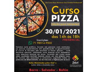 CURSO DE PIZZA
