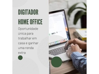 Digitador Home Office