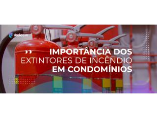 Extintores para Condomínios 11 98550-8878 whatsapp