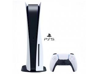 Playstation 5 por R$3999 ou em até 12x de R$401,50