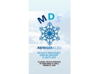 Manutenção em Geladeira, Freezer e Bebedouro em Macaé
