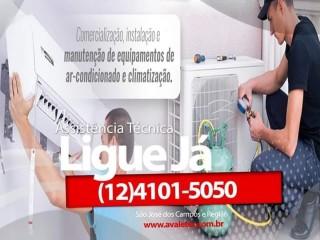 Ar condicionado split instalação manutençao limpeza