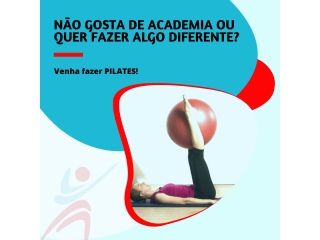 Pilates, promovendo qualidade de vida e saúde