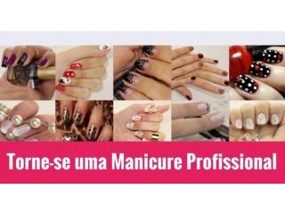 Curso de manicure e pedicure profissional
