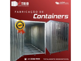 Containers Modular e Desmontável