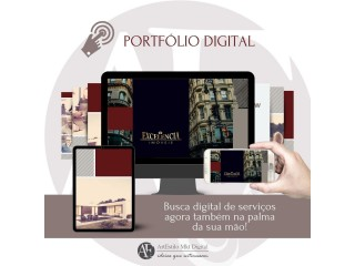 Catálogo Portfólio Digital PDF ou LINK