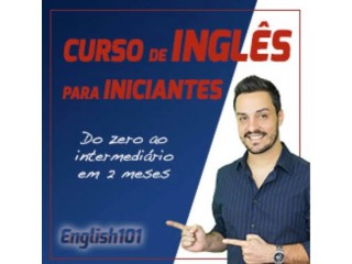Curso de inglês para iniciantes