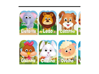 Coleção de livros infantis Olha quem sou!