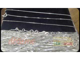 Atacado Prata 925 Com o Melhor Preço - Importação e Fabricação Própria - Corrente Italiana e Prata de Bali 925