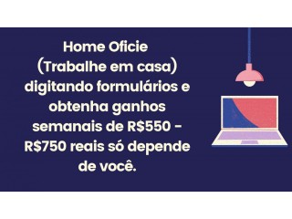 Home - Office (Trabalho em Casa)