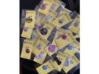 Plaquinha de Identificação para Pets / Personalize do seu jeito / Tags / Pingente / Coleira / Gato / Cachorro