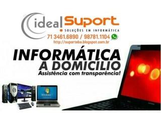 Técnico de Informática, Cabula, Pituba, Barra, Salvador ba